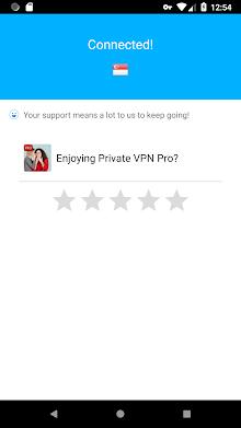 Private VPN Pro screenshot 4
