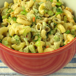 The Best Macaroni Salad
