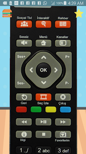 Remote for Tivibu - náhled
