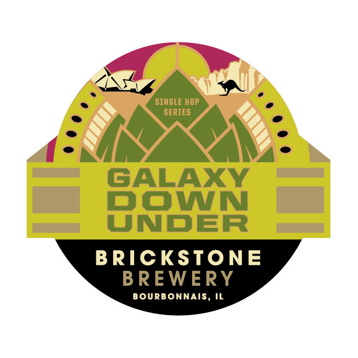 Logo of Brickstone Galaxy Down Under