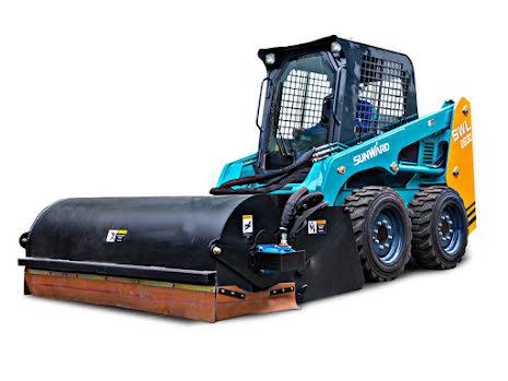 Sunward SWL2830 | Kubota 65hk | Lyfter 750kg | Kompaktlastare