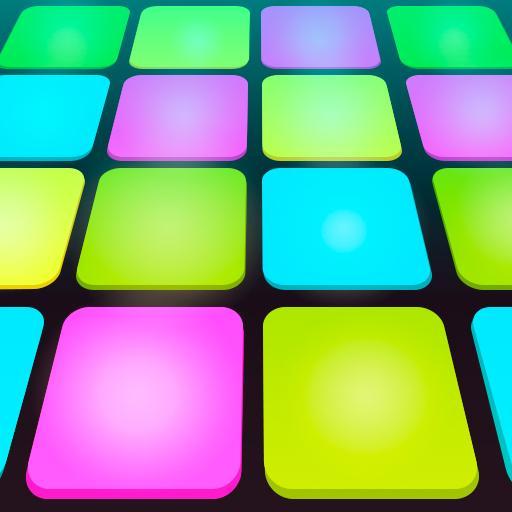 드럼 패드 기계 音樂 App LOGO-APP開箱王