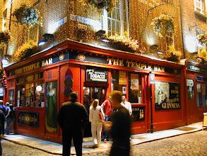 Photo: Dublin , Temple Bar