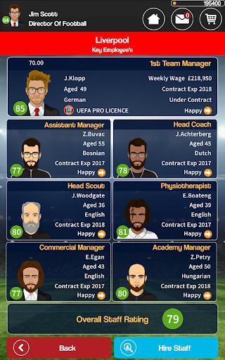 Club Soccer Director