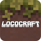 LocoCraft Best Building Crafting Games icon