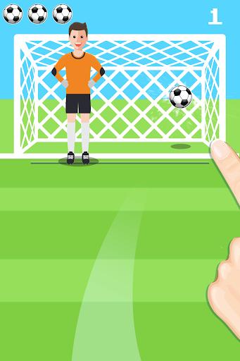 Penalty Shooter u26bdGoalkeeper Shootout Game  screenshots 3