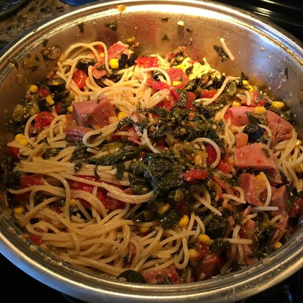 Country Pasta Recipe