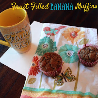 Fruit Filled Muffin Recipes