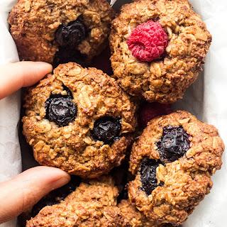 Vegan Breakfast Cookies.