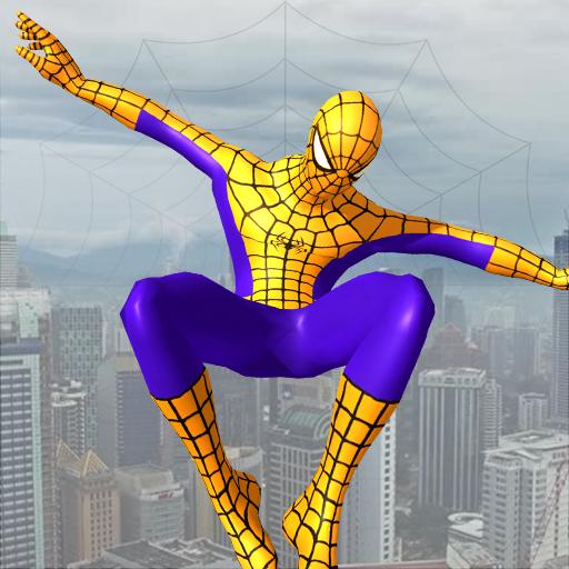 Flying Spider City Hero