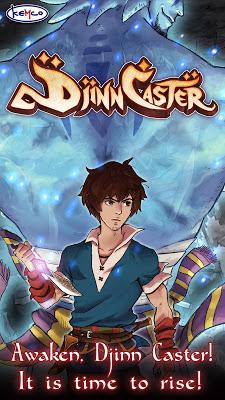 RPG Djinn Caster- screenshot