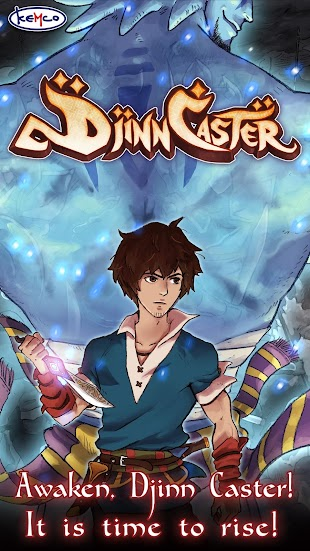 RPG Djinn Caster- screenshot thumbnail