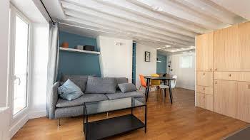 Appartement meublé 2 pièces 32,28 m2