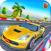 Speed Turbo Drive: Real Fast Car Racing Game
