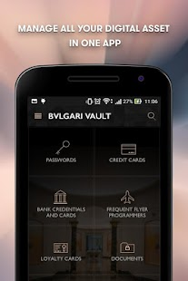 BVLGARI VAULT- screenshot thumbnail