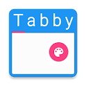 Tabby - Material AIO Widget icon