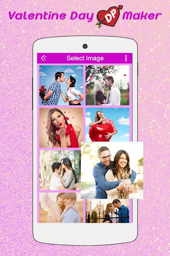 Valentine DP Maker 2018: Love Profile Maker 1.13 screenshots 2