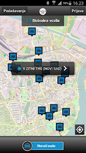 Taxi Delta screenshot 0