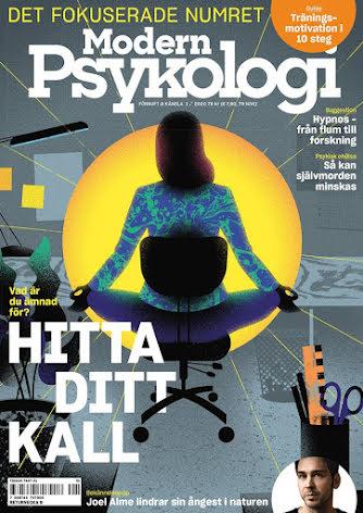 Modern Psykologi 1/2020