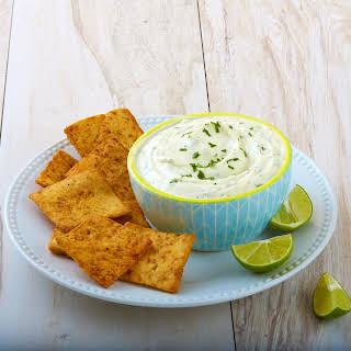 Cilantro Greek Yogurt Dip.