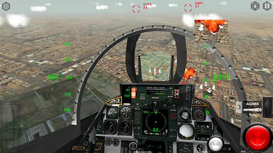 AirFighters MOD (All Planes Are Unlocked) 2