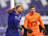 Lukas Nmecha krijgt amper bruikbare ballen bij Anderlecht