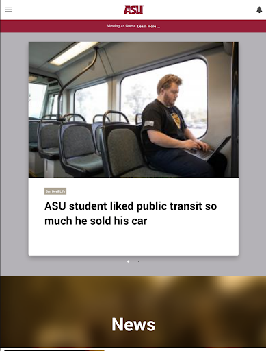 Arizona State University  screenshots 10