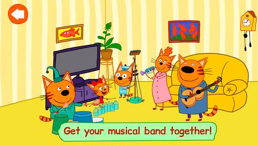 Kid-E-Cats: Adventures. A baby game apktram screenshots 3