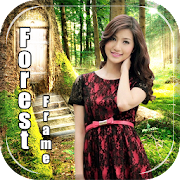 Photo Frame For Forest
