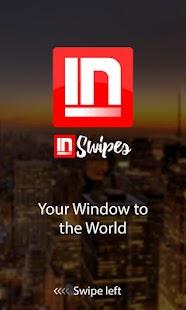 inSwipes screenshot