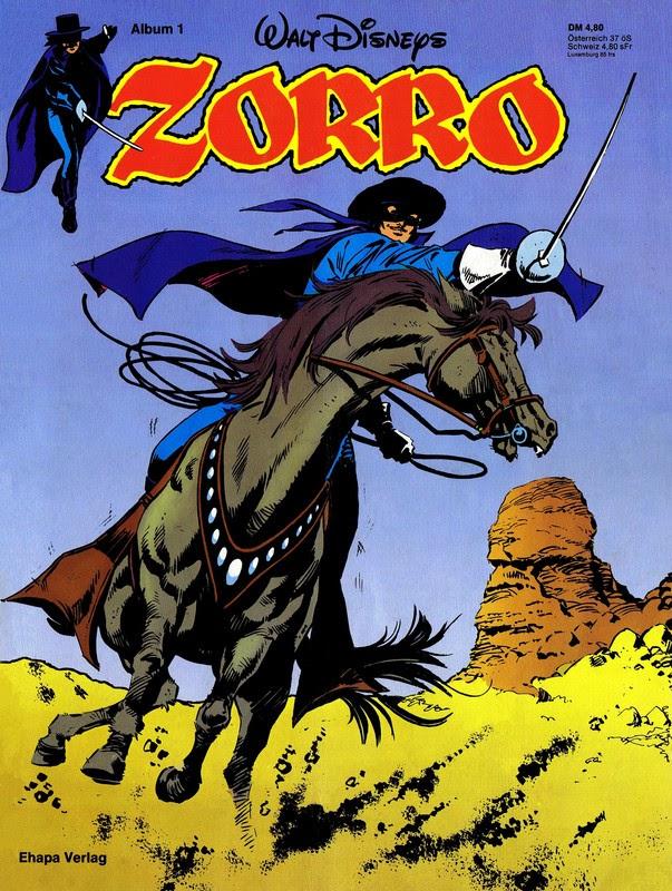 Zorro (1982) - komplett