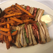 Traditional Clubhouse Sandwich