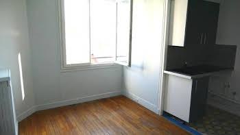 Appartement 2 pièces 24,76 m2