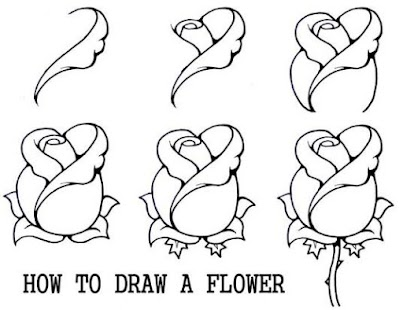 How To Draw A Rose Screenshot Thumbnail