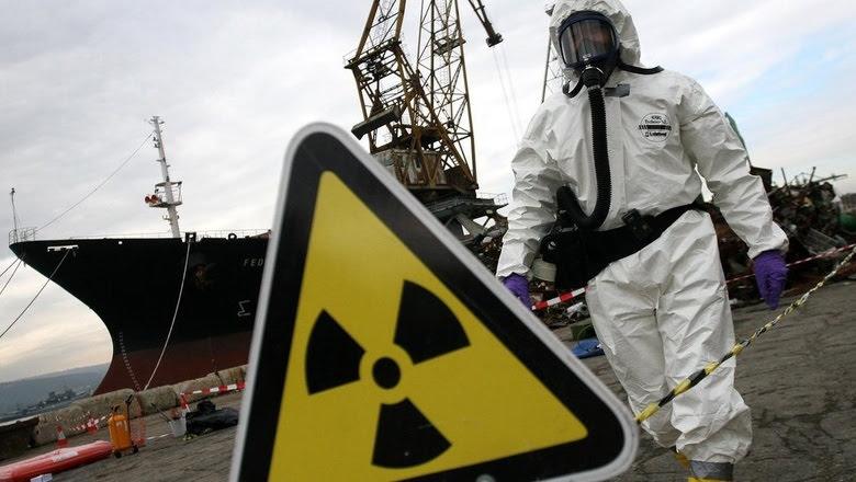 Росія визнала викид радіації в атмосферу