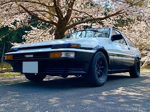 スプリンタートレノ AE86のカスタム事例画像 takumiさんの2020年04月04日13:46の投稿