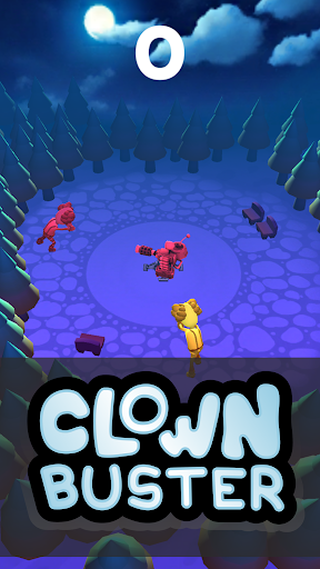 玩免費街機APP 下載Clown Buster app不用錢 硬是要APP