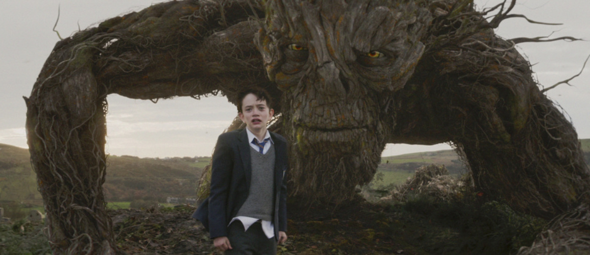 A Monster Calls Official Site