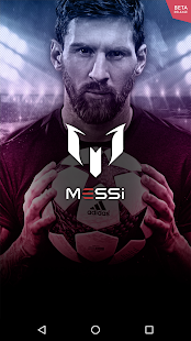 Messi Official App - náhled