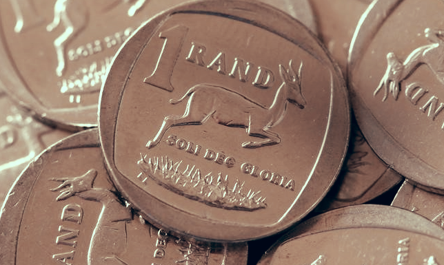 The rand fell back over R14/$ on Thursday