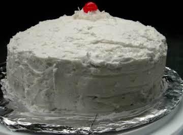 Dreamy Pina Colada Cake