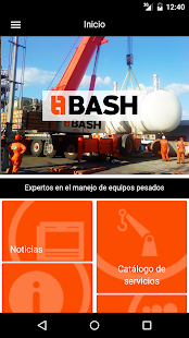 Gruas BASH- screenshot thumbnail