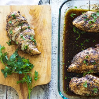 How to Bake Juicy Chicken Breast