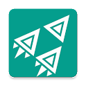 Radical 3D icon