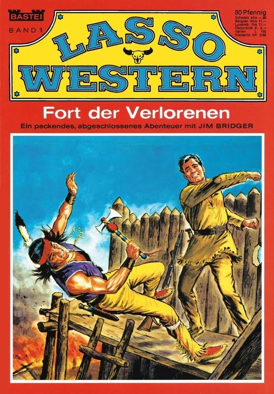 Lasso Western (2005) - komplett