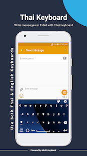 App Thai keyboard New 2019 APK for Windows Phone