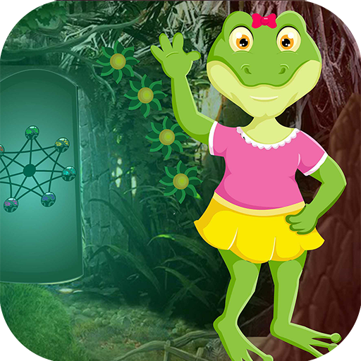 Best Escape Game 549 Toad Rescue Game APK
