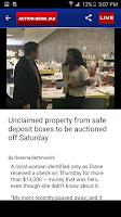 Screenshot of ActionNewsJax.com - News App