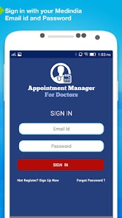 Appointment Manager: Doctors- screenshot thumbnail
