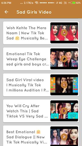 Sexy Girls Tik tok Videos 1.2 screenshots 2